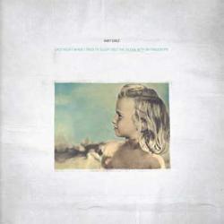 "Cover der CD ""Last Night When I Tried To Sleep I Felt The Ocean""; der Band ""AMIT EREZ"""