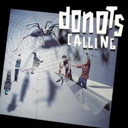"Cover der CD ""Calling""; der Band ""Donots"""