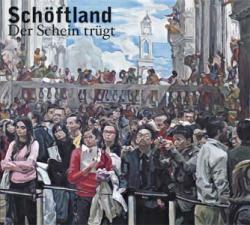 """Cover der CD """"Der Schein trügt""""; der Band """"Schöftland"""""""