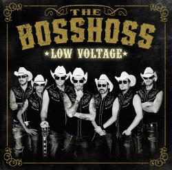 "Cover der CD ""Low Voltage""; der Band ""The BossHoss"""