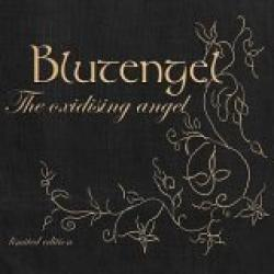 "Cover der CD ""The Oxidising Angel/Ltd.""; der Band ""Blutengel"""