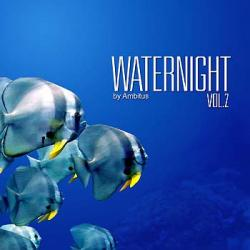 "Cover der CD ""Waternight Vol. 2""; der Band ""AMBITUS"""